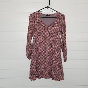TCEC Blouse Tunic Size Small
